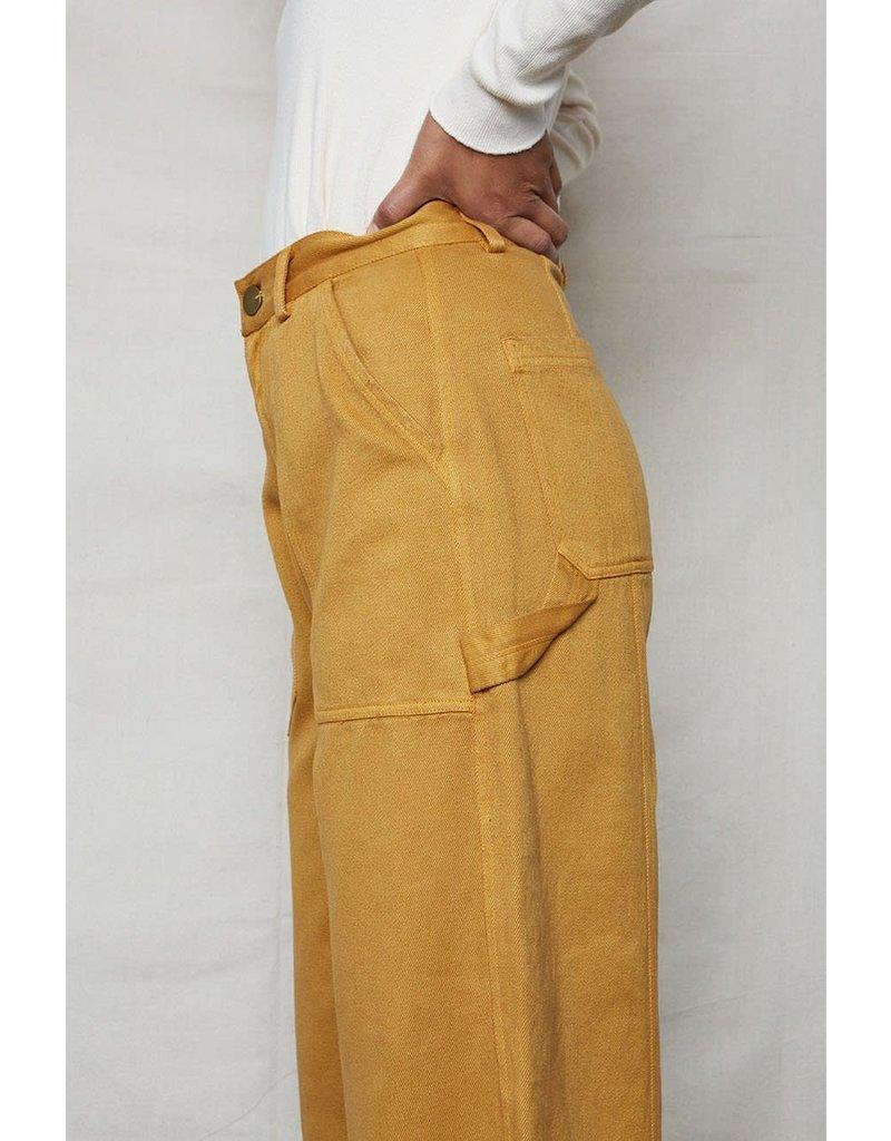 Back Beat Rags Golden Hemp Utility Pant