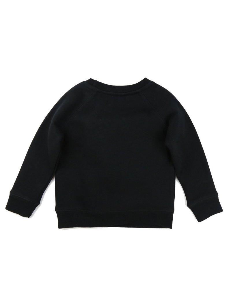 Brunette Boss Babe Kid Sweatshirt