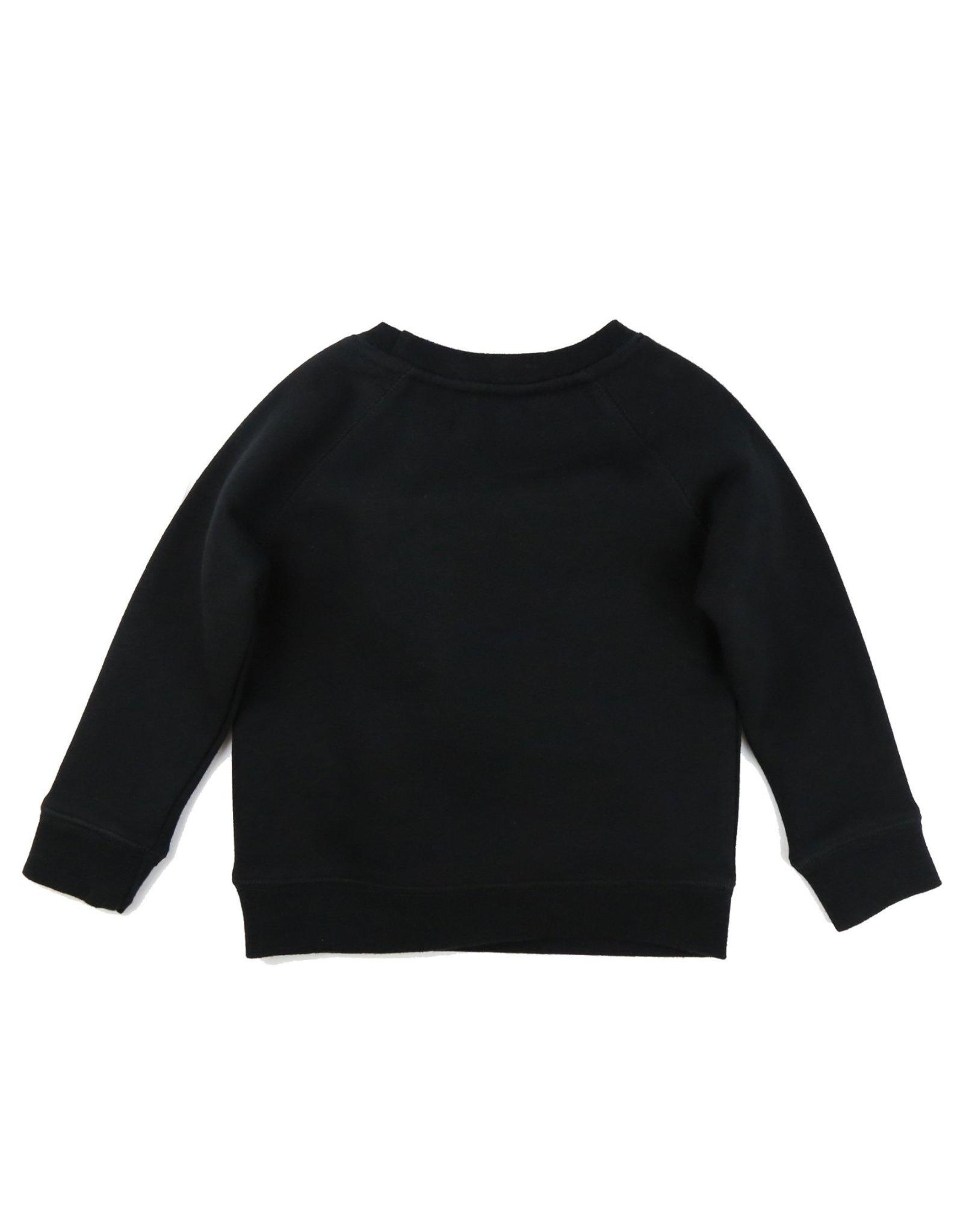 Brunette Boss Baby Kid Sweatshirt
