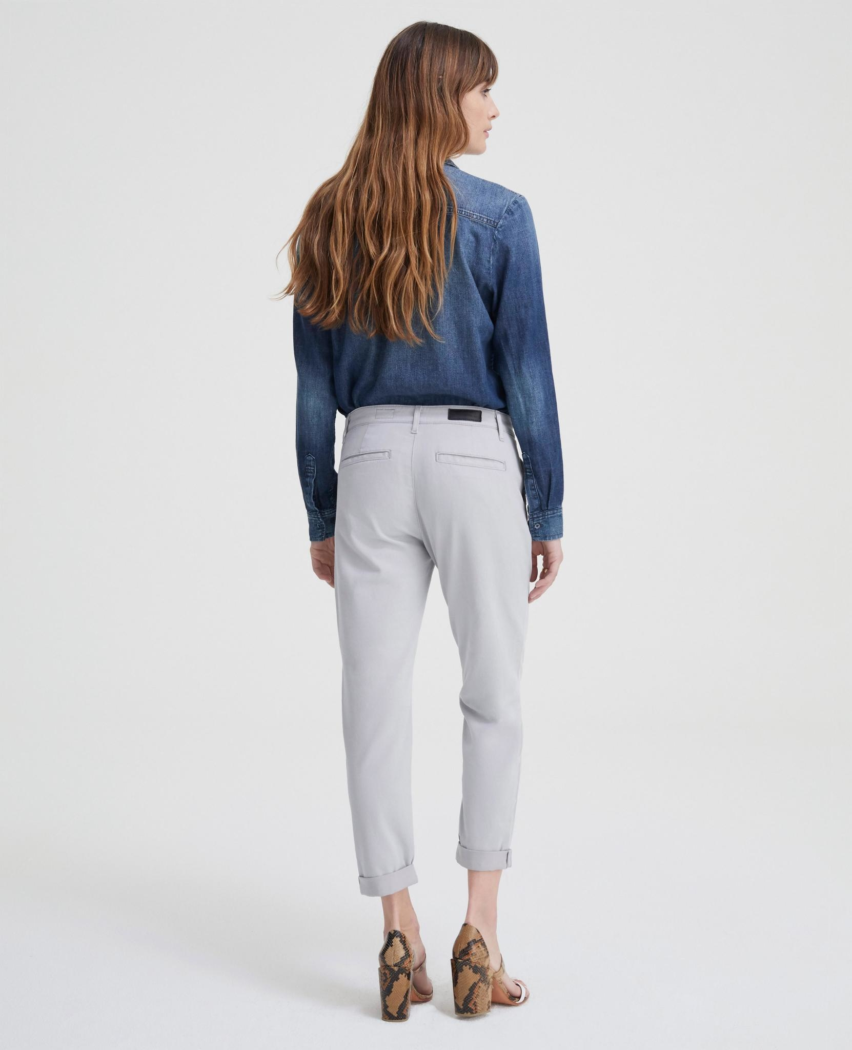 AG Caden Misty Mirror Pant