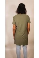 Comune Chino Olive Green Tee