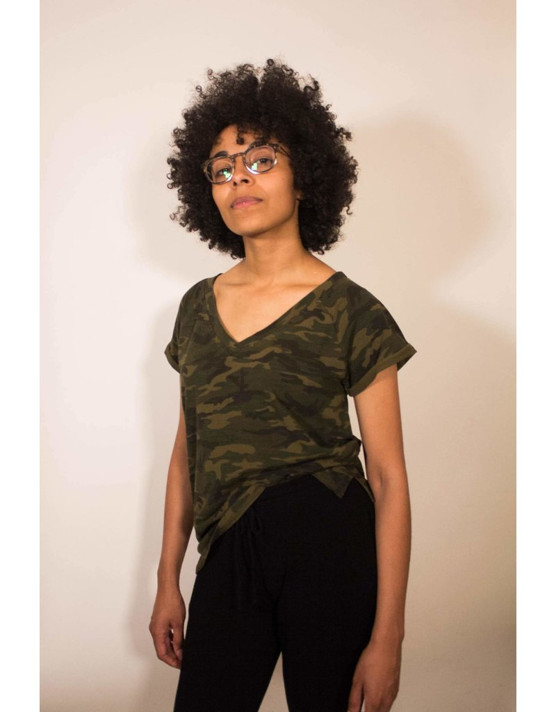 Mod Ref The Camo Top