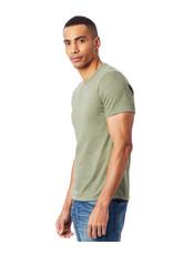 Alternative Apparel Army Green Eco Crew T-Shirt