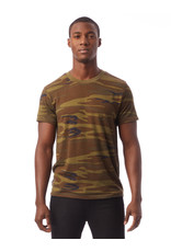 Alternative Apparel Eco Camo Crew T-Shirt