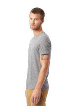 Alternative Apparel Eco Grey Crew T-Shirt