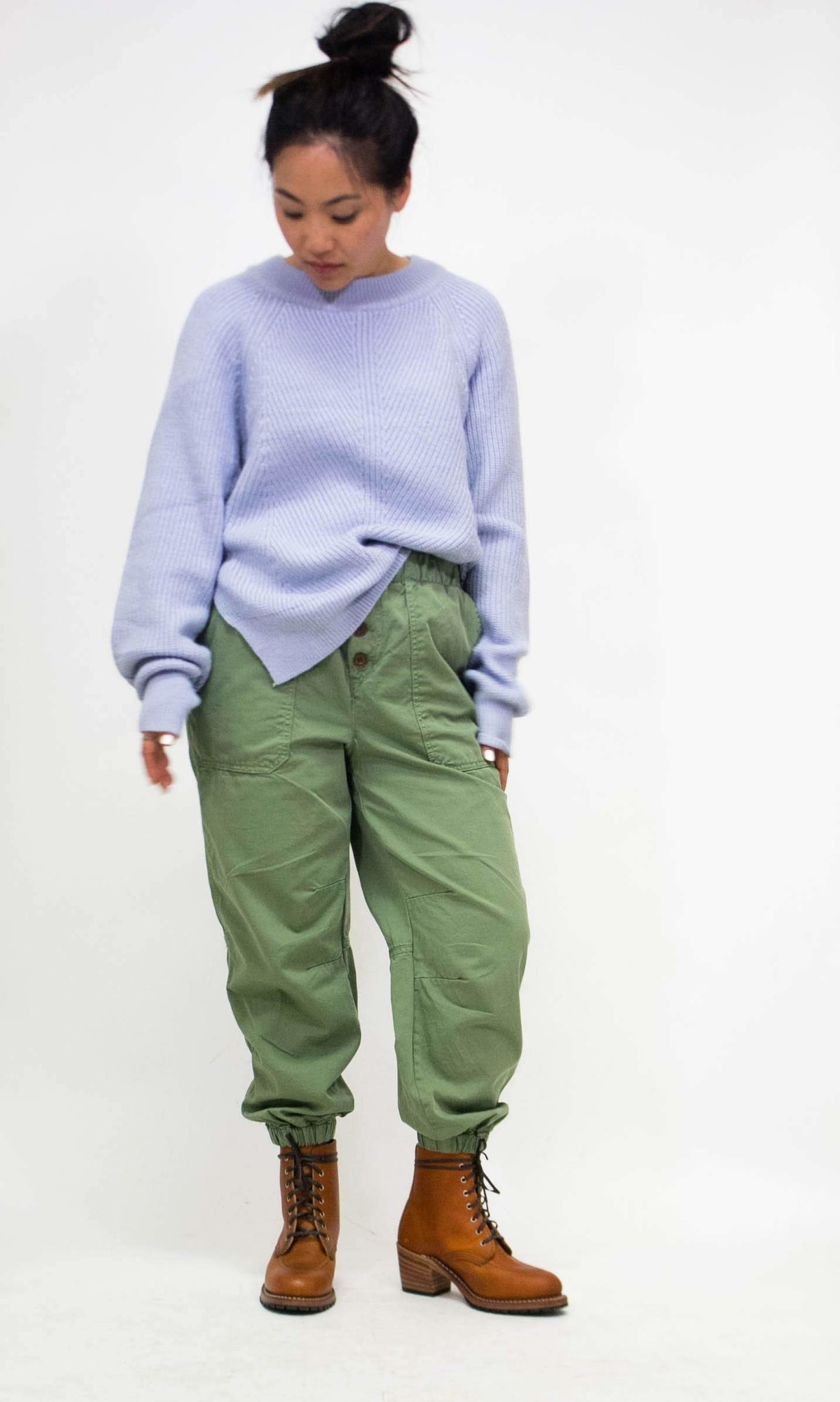Mod Ref Clove Sweater