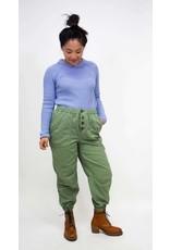 525 America Chalk Blue Shaker Pullover Sweater
