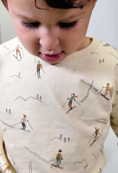 Rylee and Cru Ski Sweatshirt