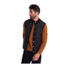 Barbour Essential Gilet Black