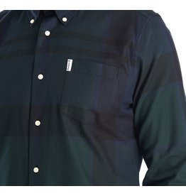 Barbour Dunoon Shirt Black Watch Tartan