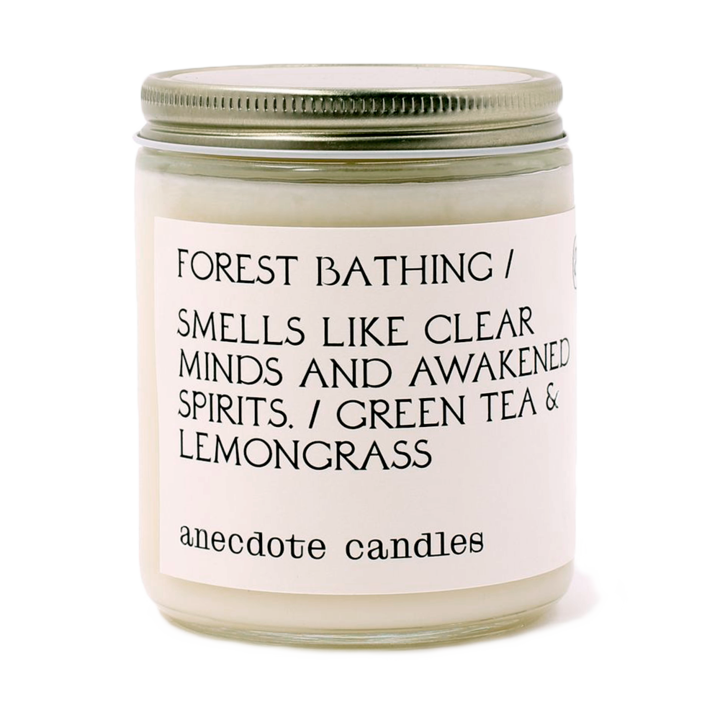 Anecdote Candles Forest Bathing 7.8 oz
