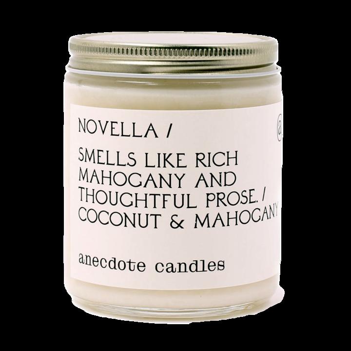 Anecdote Candles Novella