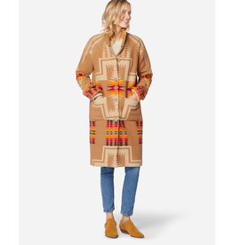 Pendleton Harding Archive Blanket Coat