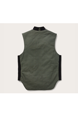 Filson CCF Work Vest Cannonball Green
