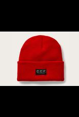 Filson CCF Watch Cap Dark Red