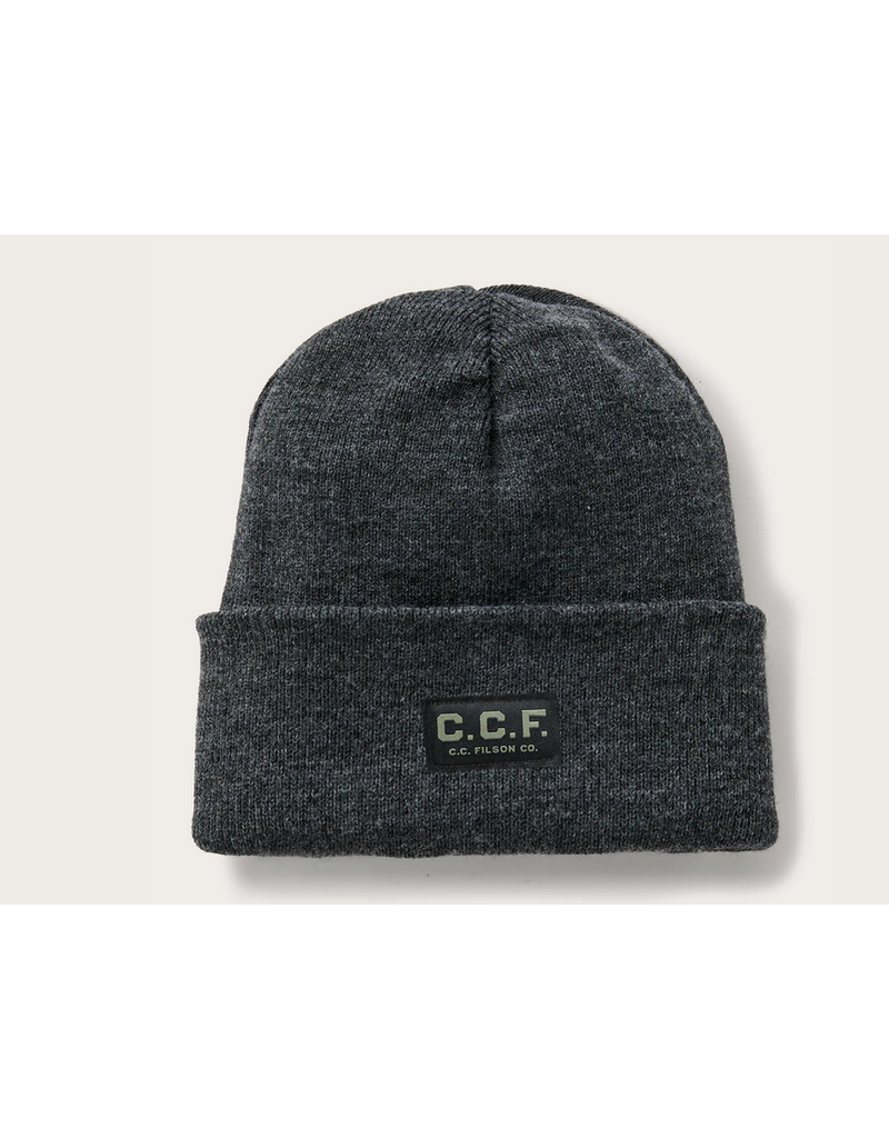 Filson CCF Watch Cap Charcoal