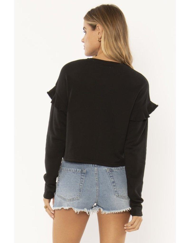 Amuse Society Della Rosa Sweatshirt