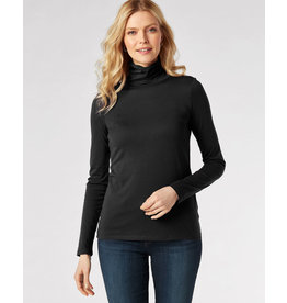 Pendleton Classic Black Turtleneck