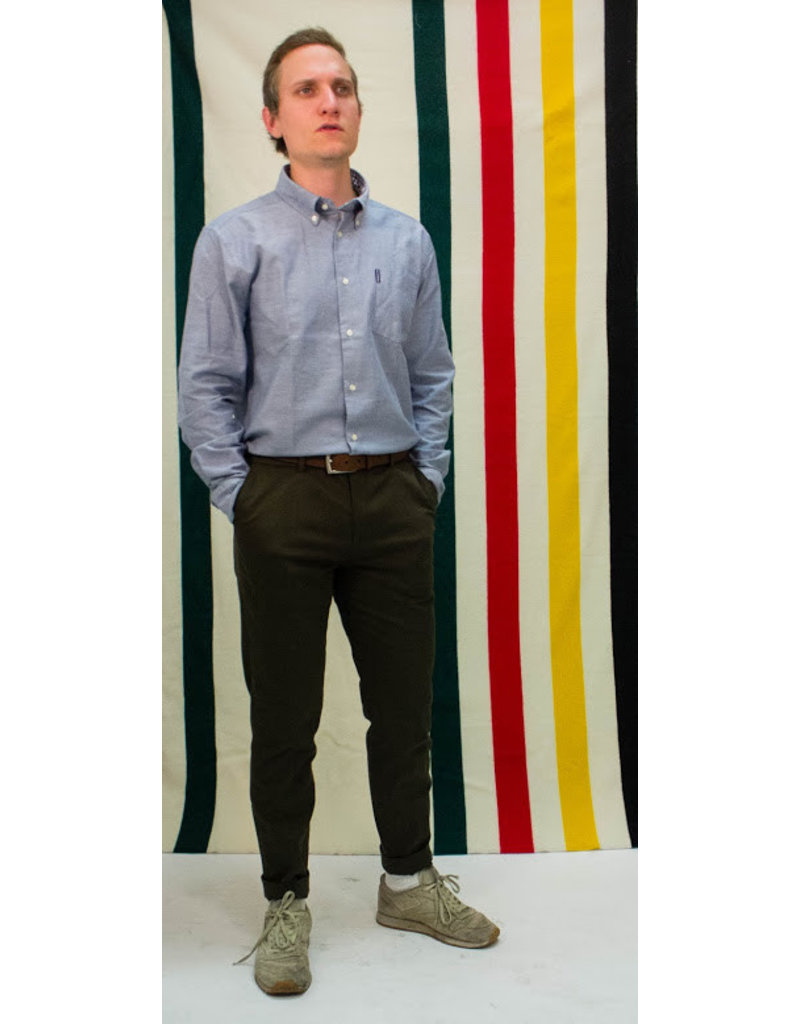Scotch & Soda Stuart Yarn Dyed Trouser