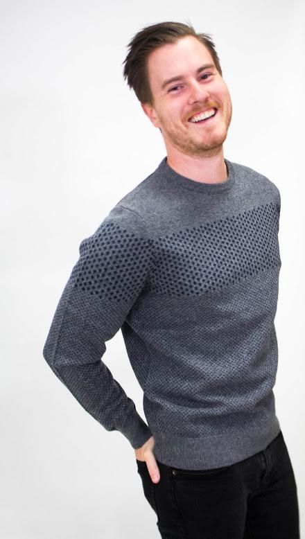 Barbour Ridge Crewneck Sweater