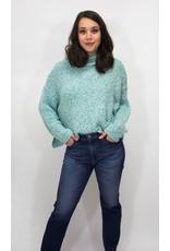 Free People BFF Blue Sweater