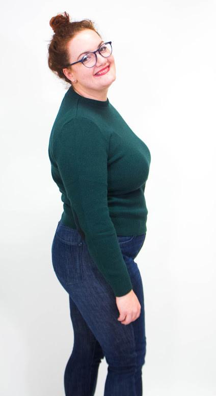 Barbour Barbour Harold Seaweed Sweater