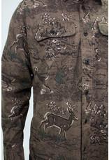 Filson Scout Brown Deer Button Down