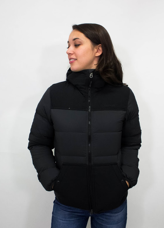 Filson Women's Featherweight Jacket Faded Black