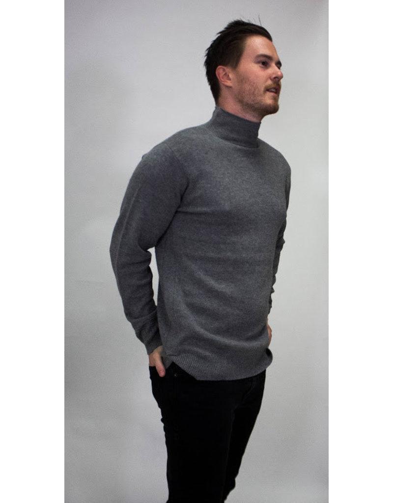 Scotch & Soda Chic Wool High Collar Sweater