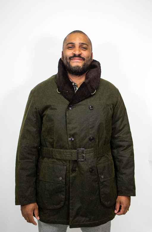 Barbour Barbour Mackinaw X Engineered Garments Collaboration