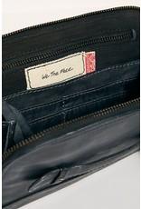 Free People Traveler Wallet Black