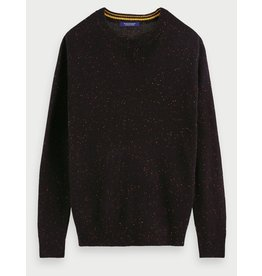 Scotch & Soda Classic Wool Crewneck X Sweater