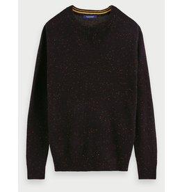 Scotch & Soda Classic Wool Crewneck X Sweater