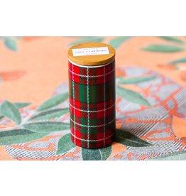 Paddywax Tartan 9 oz. Pomegranate & Spruce
