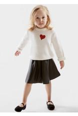 525 America Kids Heart Sweater