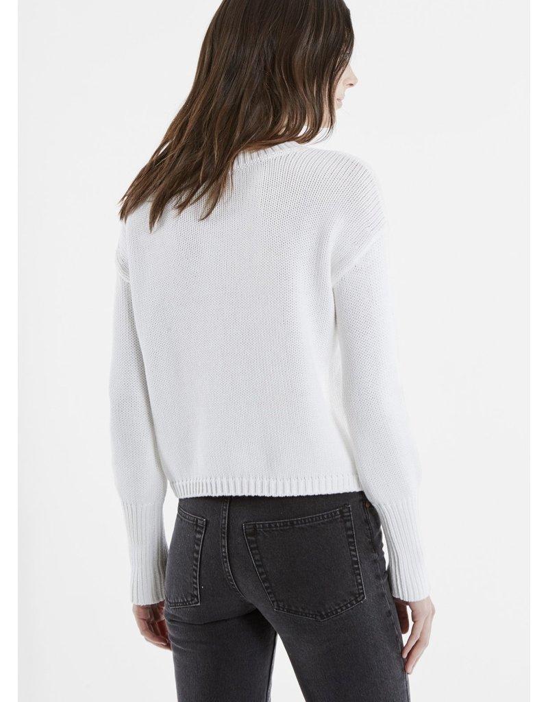 525 America Heart Cotton Sweater