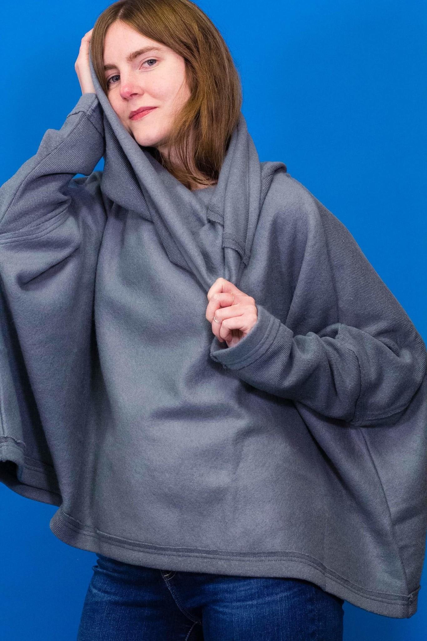 Free People Huntington Pullover Sweatshirt