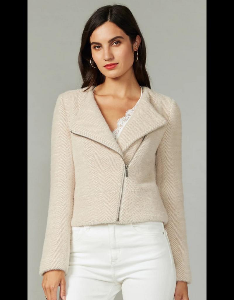 Greylin Lionel Butter Knit Jacket
