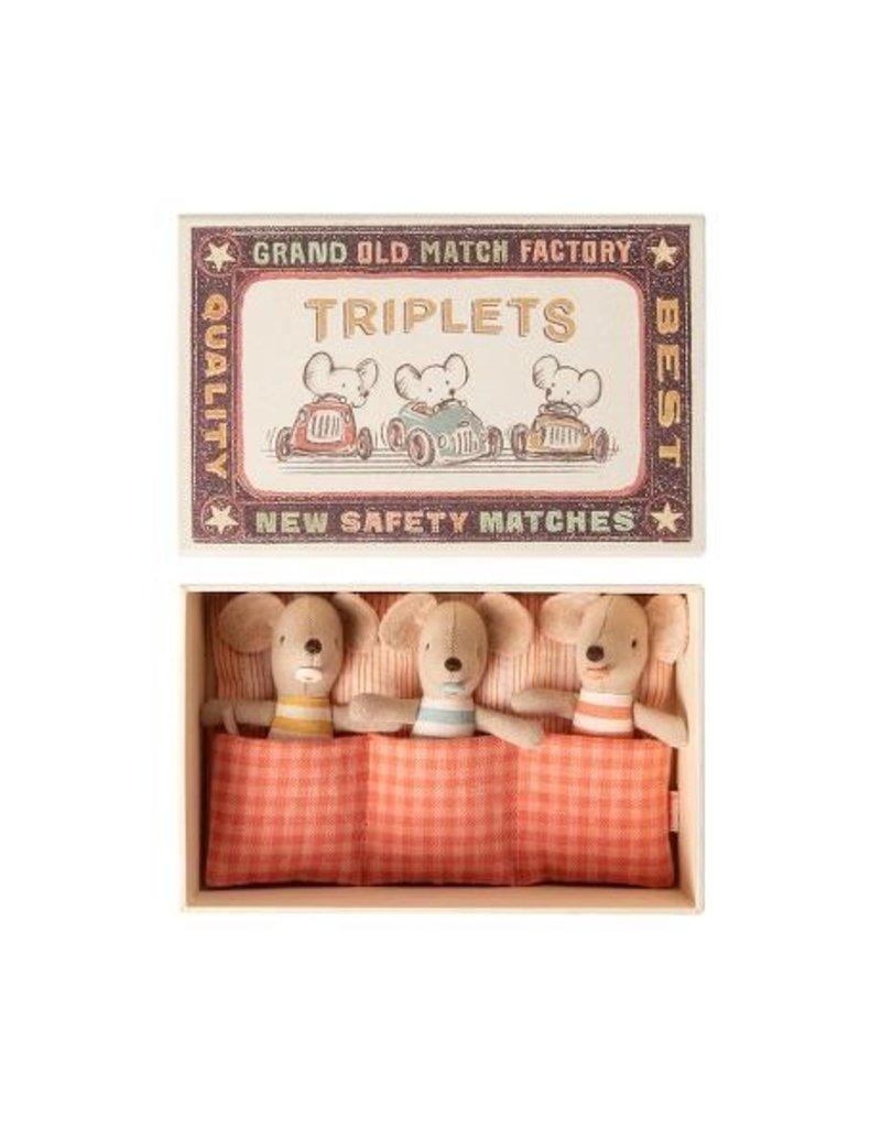 Maileg Baby Mice, Triplets