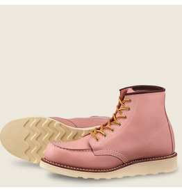 Redwing Heritage 6-Inch Classic Moc Rose 3387
