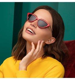 Freyrs Eyewear Soho Red Sunglasses