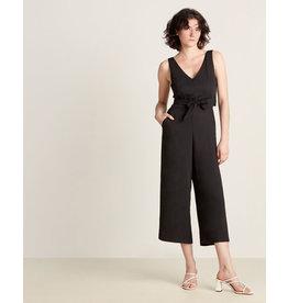 Mod Ref Wrap Black Jumpsuit