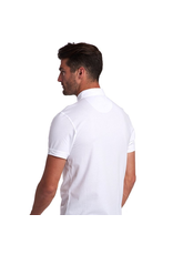 Barbour White Corpatch Polo