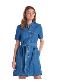 Barbour Seaboard Denim Dress