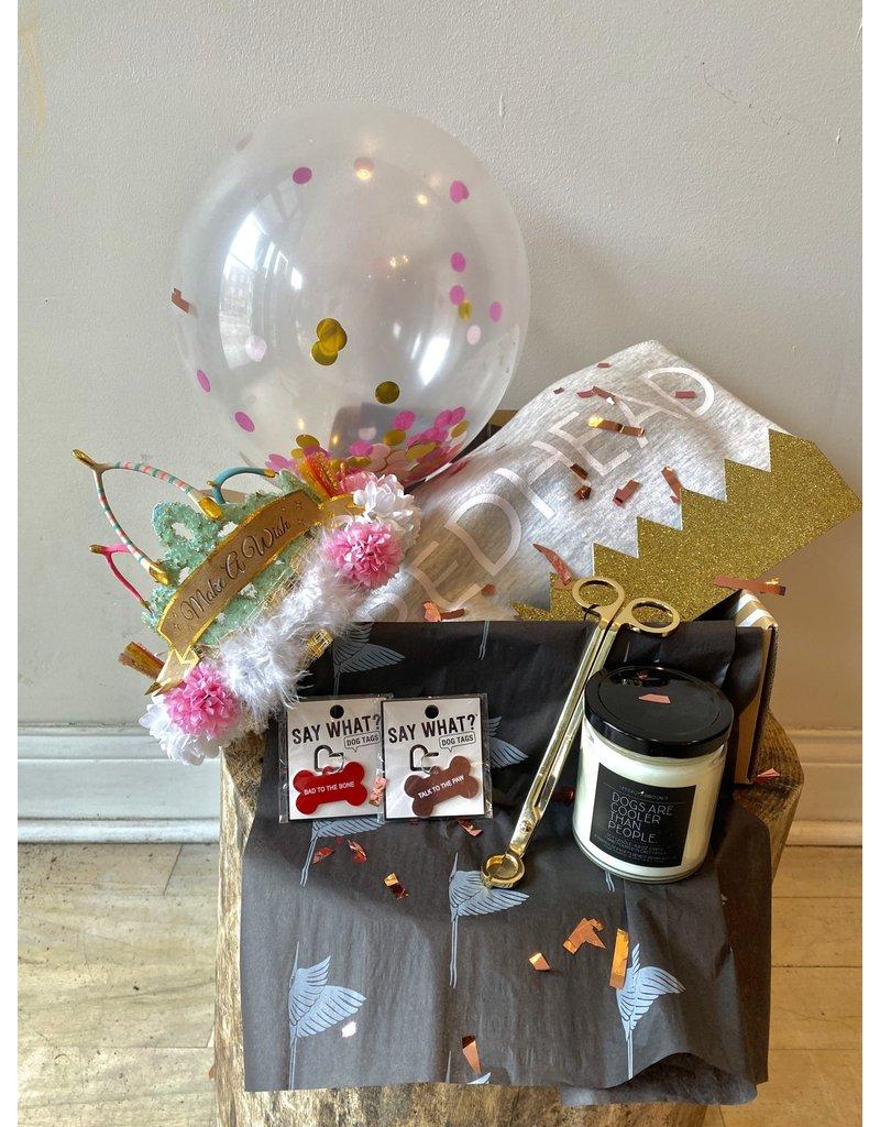 Birdseye Rule Birthday Care Package