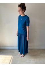 Mod Ref The Reed Teal Dress