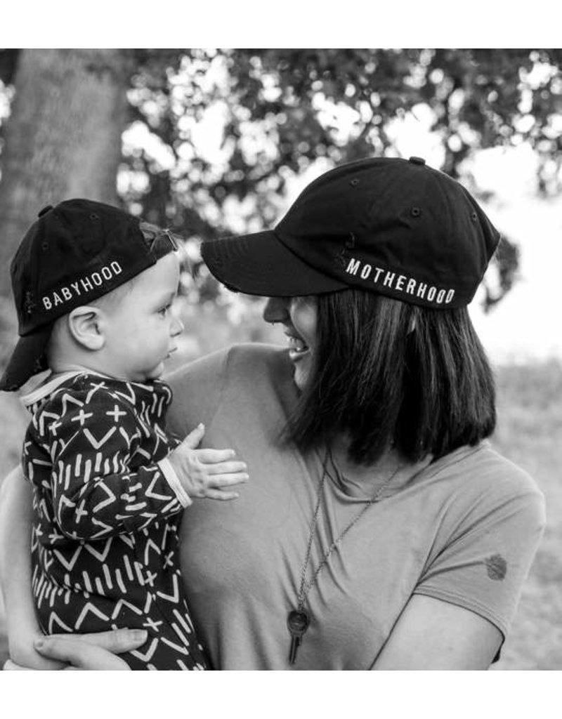 Little Arrows Motherhood,  Childhood, Babyhood, Fatherhood Hat