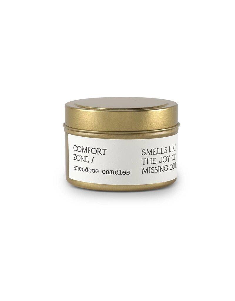 Anecdote Candles Comfort Zone Tin 3.4 oz