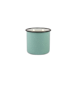 Paddywax Alpine Enamelware Candle 9.5 OZ Fresh Air & Sea Salt