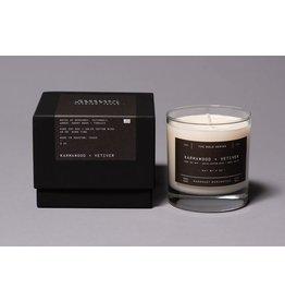 Manready Mercantile Bold Series Soy Candle Karmawood + Vetiver 9 oz